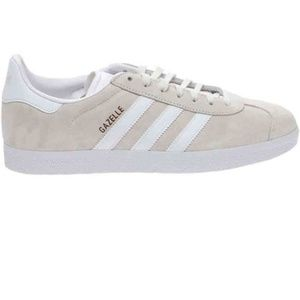 Adidas Cream Gazelle Sneakers Women 8
